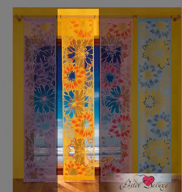 Шторы Wisan Японские шторы Панно Цвет: Оранжевый