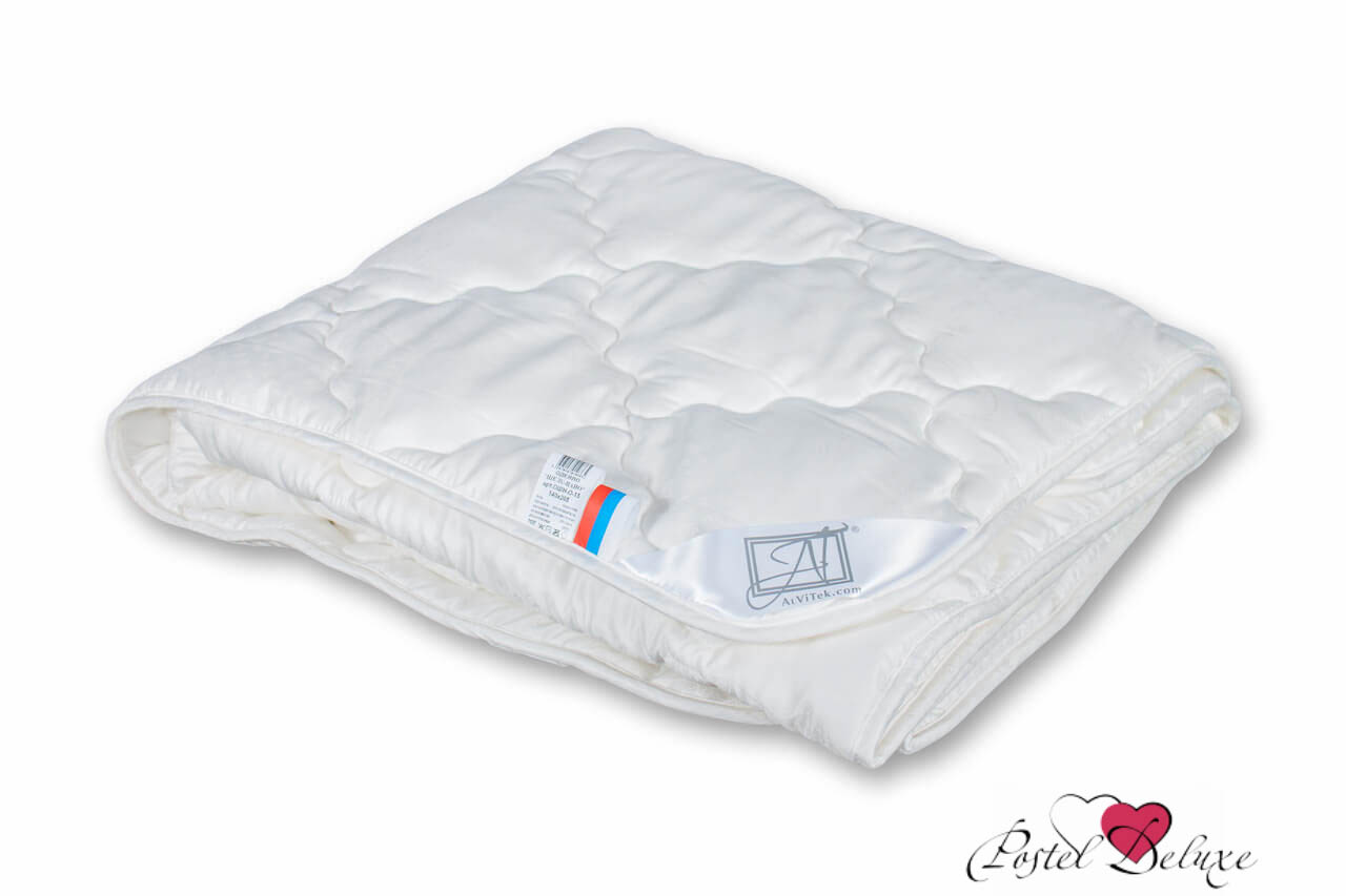 Одеяла AlViTek ОдеялоШелк-Нано Всесезонное (172х205 см) одеяла alvitek одеяло карбон всесезонное 172х205 см