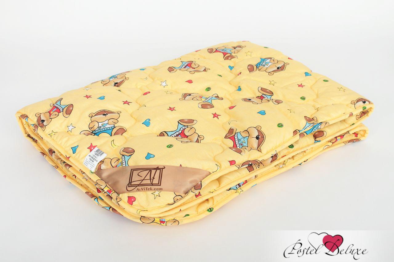 Детские покрывала, подушки, одеяла AlViTek Детское одеяло Овечка Легкое (110х140 см) одеяла alvitek одеяло бризлегкое 200x220 см