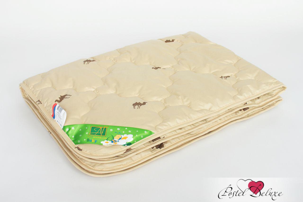 Детские покрывала, подушки, одеяла AlViTek Детское одеяло Верблюжонок Легкое (105х140 см) одеяла alvitek одеяло бризлегкое 200x220 см