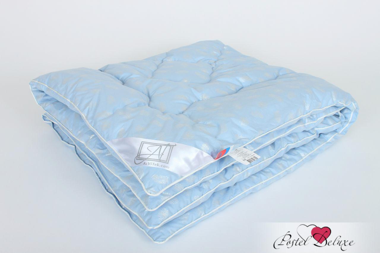 Детские покрывала, подушки, одеяла AlViTek Детское одеяло Лебяжка Теплое (110х140 см) детские покрывала подушки одеяла легкие сны детское одеяло элисон теплое 110х140 см