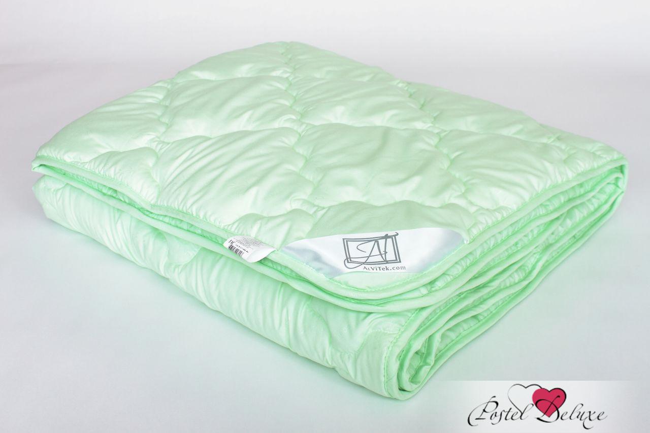 Одеяла AlViTek Одеяло Бамбук-Лето Летнее (140х205 см) одеяла nature s одеяло бархатный бамбук 140х205 см