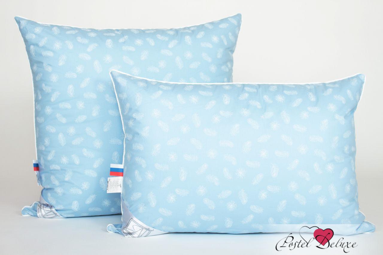 Детские покрывала, подушки, одеяла AlViTek Детская подушка Лебяжий Пух Эконом (60х60)