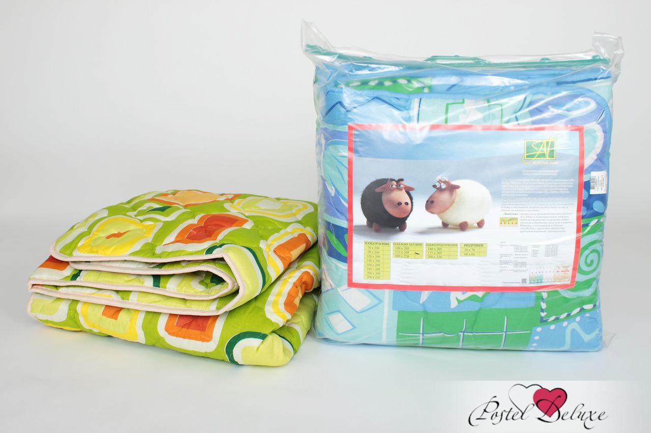 где купить Одеяла AlViTek Одеяло Эконом Всесезонное (140х205 см) по лучшей цене