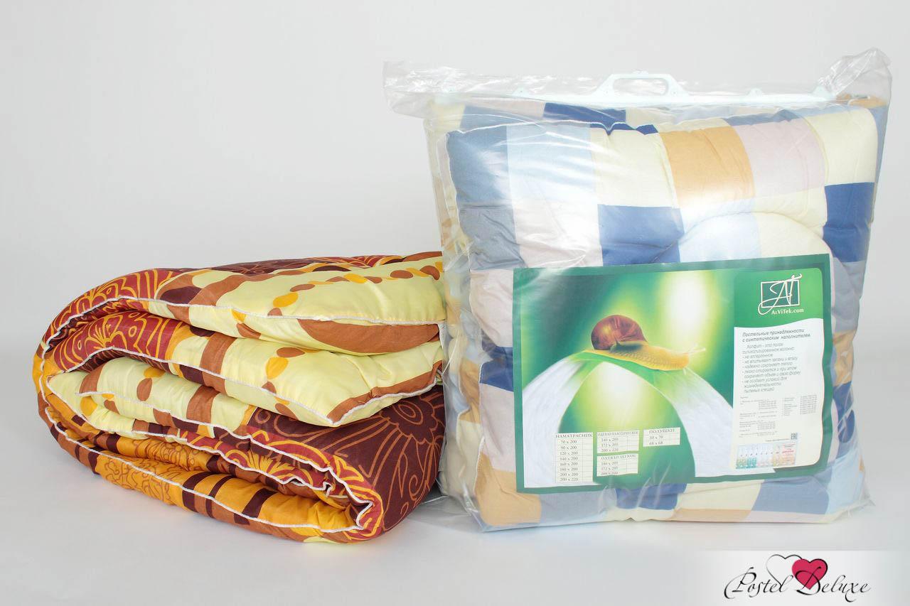 где купить Одеяла AlViTek Одеяло Эконом Всесезонное (200х220 см) по лучшей цене