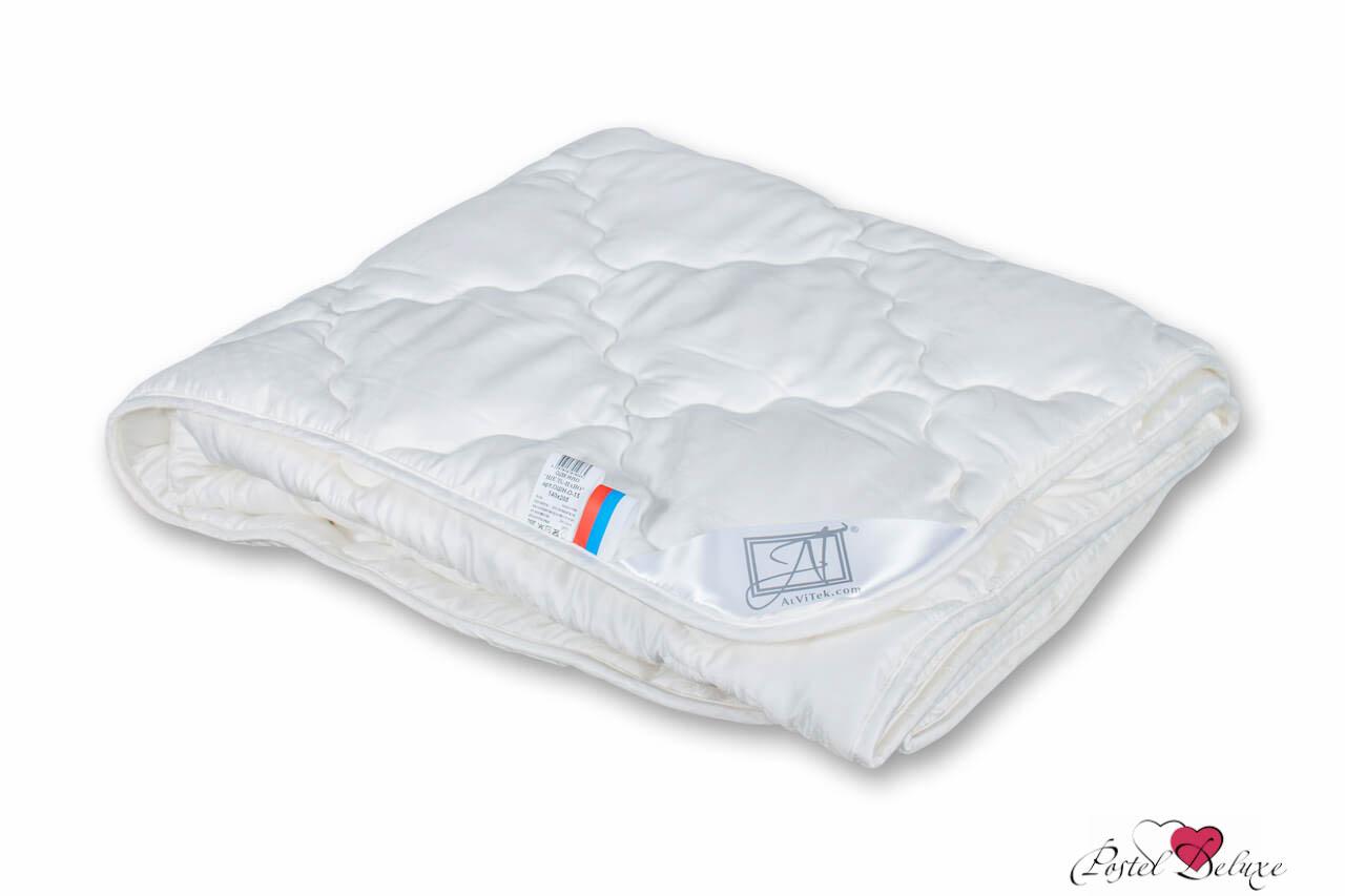 Одеяла AlViTek Одеяло Шелк-нано Легкое (140х205 см) ostin брюки из однотонного твила