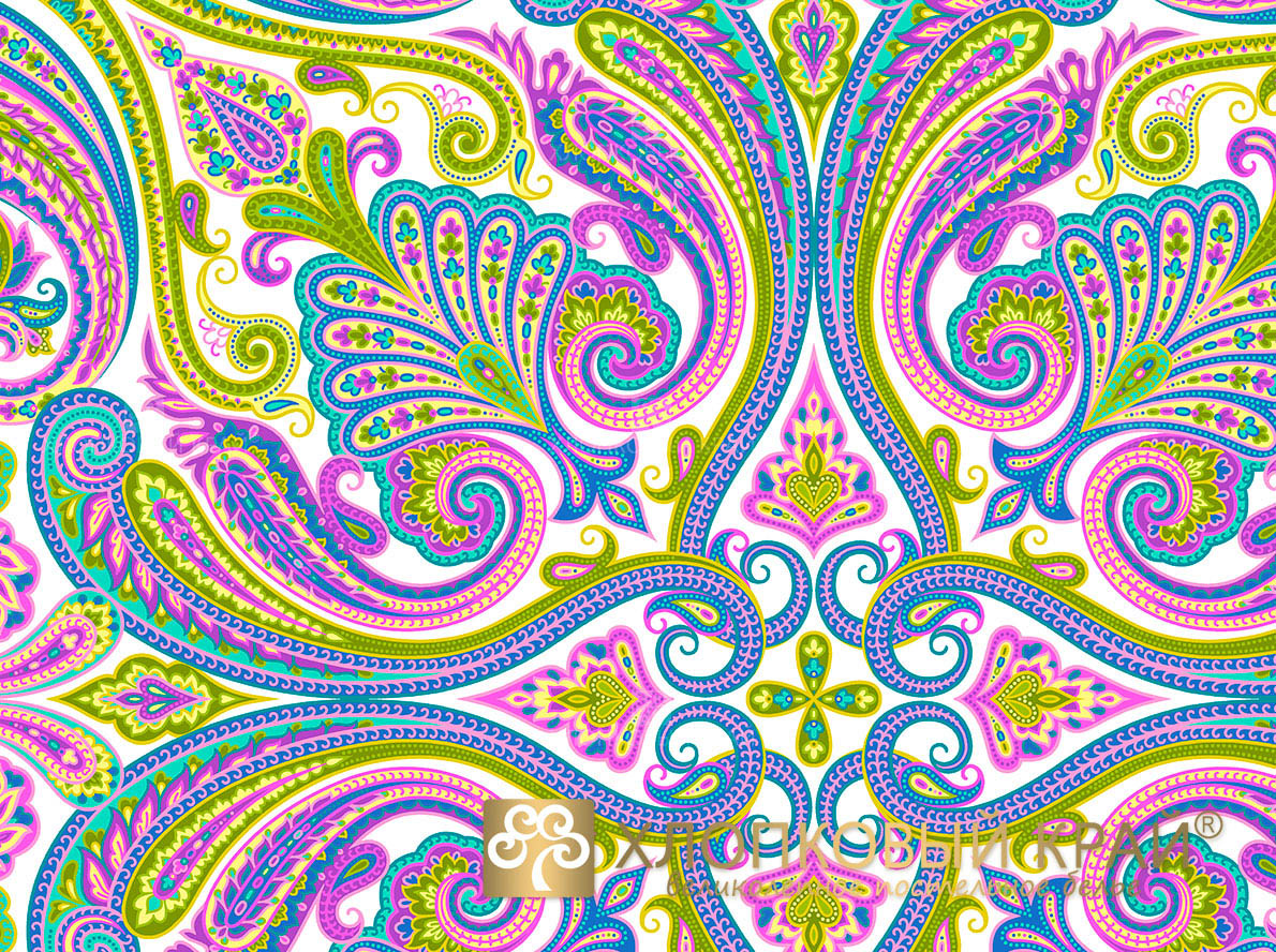 Постельное белье Хлопковый Край Постельное белье Анкара Цвет: Лаванда (1,5 спал.)