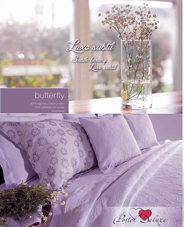 где купить Покрывало Antonio Salgado Покрывало Butterfly Цвет: Лиловый (180х270 см) по лучшей цене