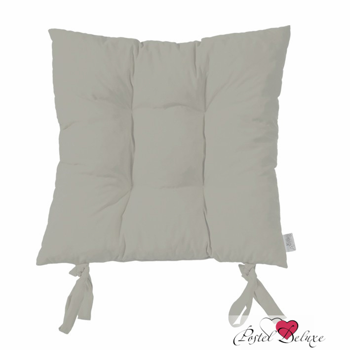 Подушки на стул Apolena Подушка на стул Серебро (40х40)