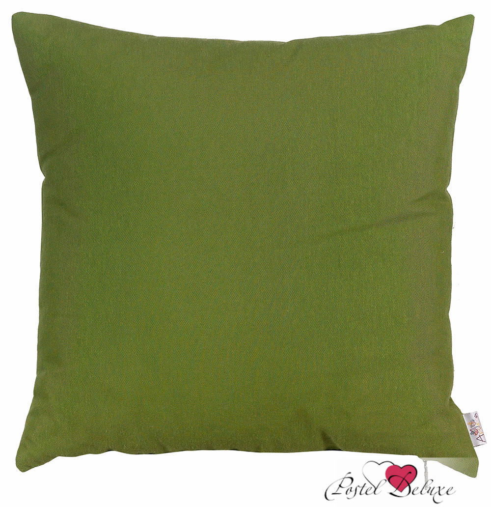 Декоративные подушки Apolena Декоративная наволочка Ирландский Мох (43х43) чехол для декоративной подушки ирландский мох 43х43 см p02 z280 1