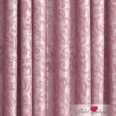 Шторы ARCODORO Классические шторы Однотонный Узор Цвет: Лиловый шторы tac классические шторы winx цвет персиковый 200x265 см