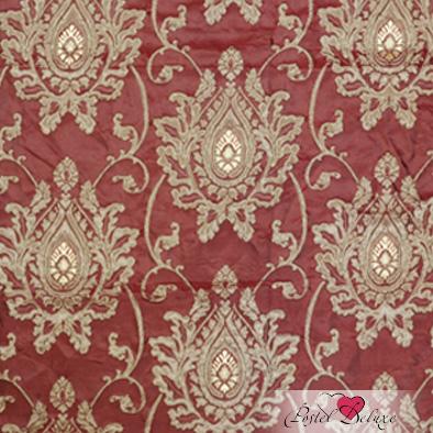 Шторы ARCODORO Классические шторы Павлин Цвет: Бордовый шторы tac классические шторы winx цвет персиковый 200x265 см
