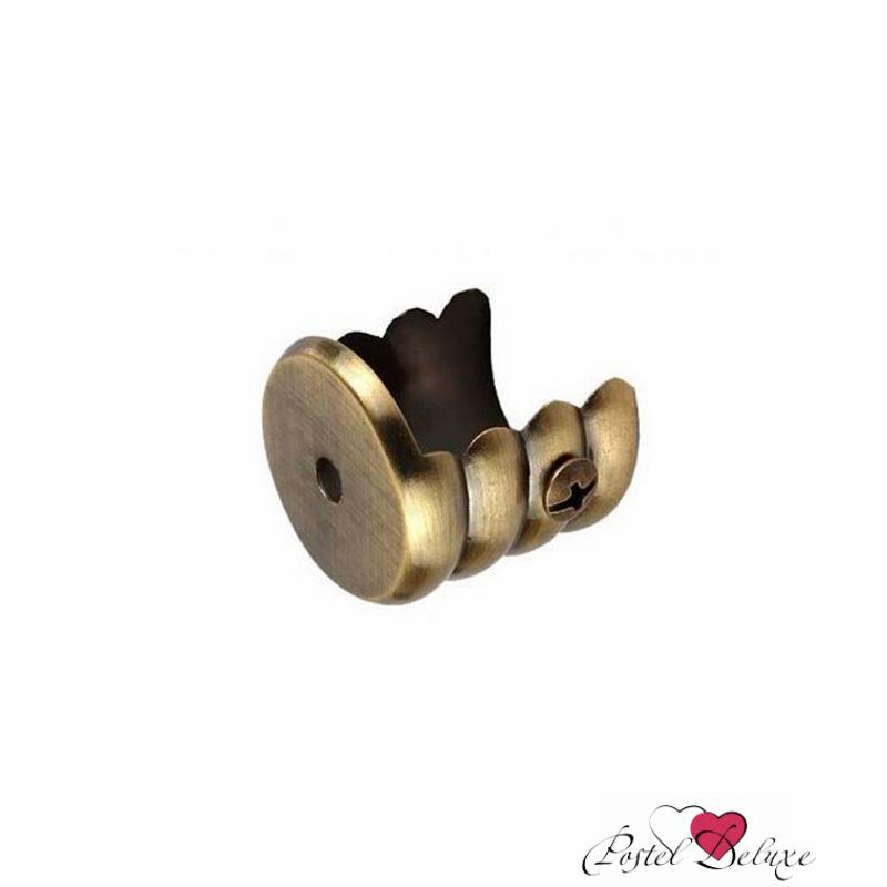 Карнизы и аксессуары для штор ARCODORO Крепление торцевое Цвет: Золото Антик болты металлические высота ножки 25 мм золото 100 шт