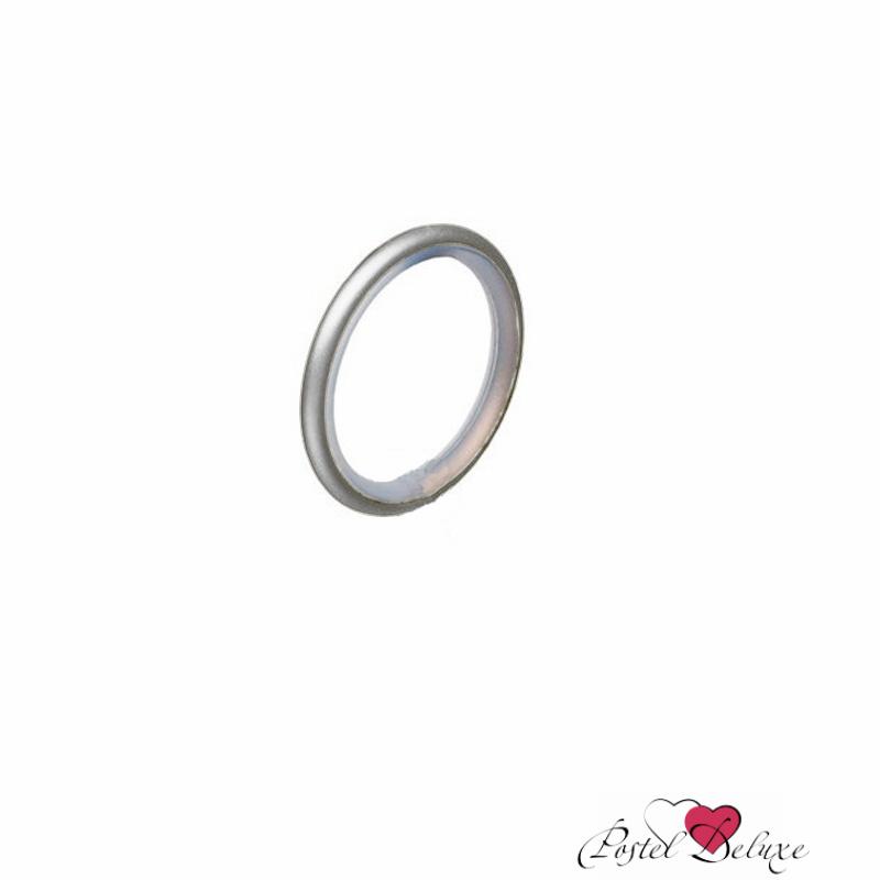 Карнизы и аксессуары для штор ARCODORO Кольцо круглое Цвет: Сатин (Матовый Никель) кольца для штор iddis кольца для штор
