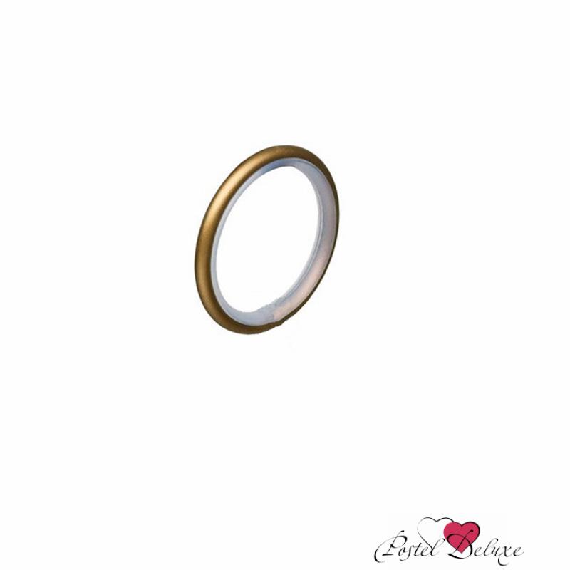 Карнизы и аксессуары для штор ARCODORO Кольцо круглое Цвет: Золото Антик