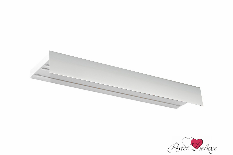 Карнизы и аксессуары для штор ARCODORO Бленда Стандарт Цвет: Белый подоконник пластиковый стандарт 300х3000 мм белый