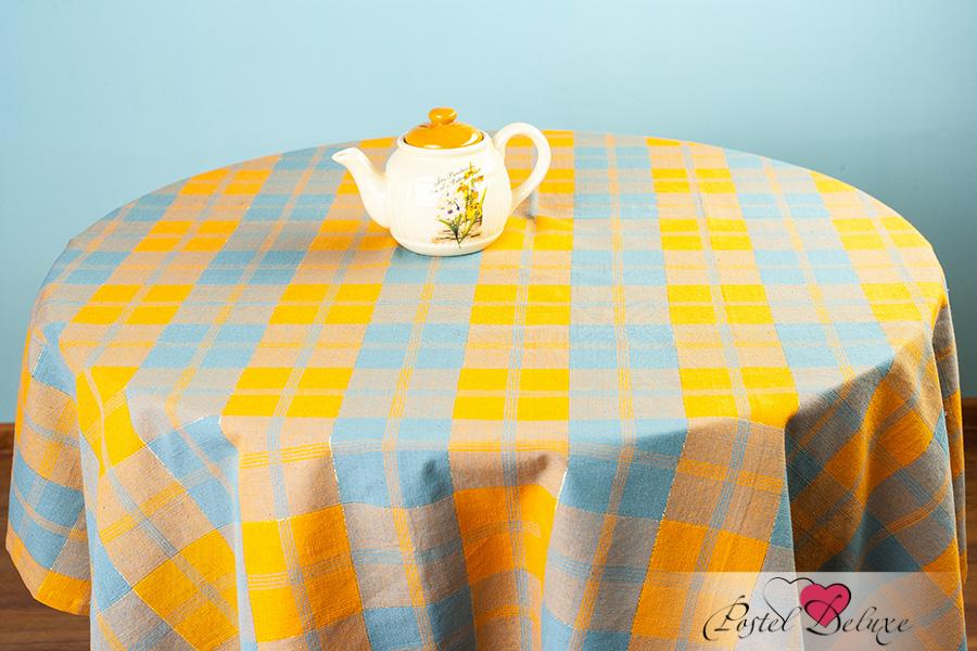 Скатерти и салфетки Arloni Скатерть Классик Цвет: Миндальный (150х220 см)