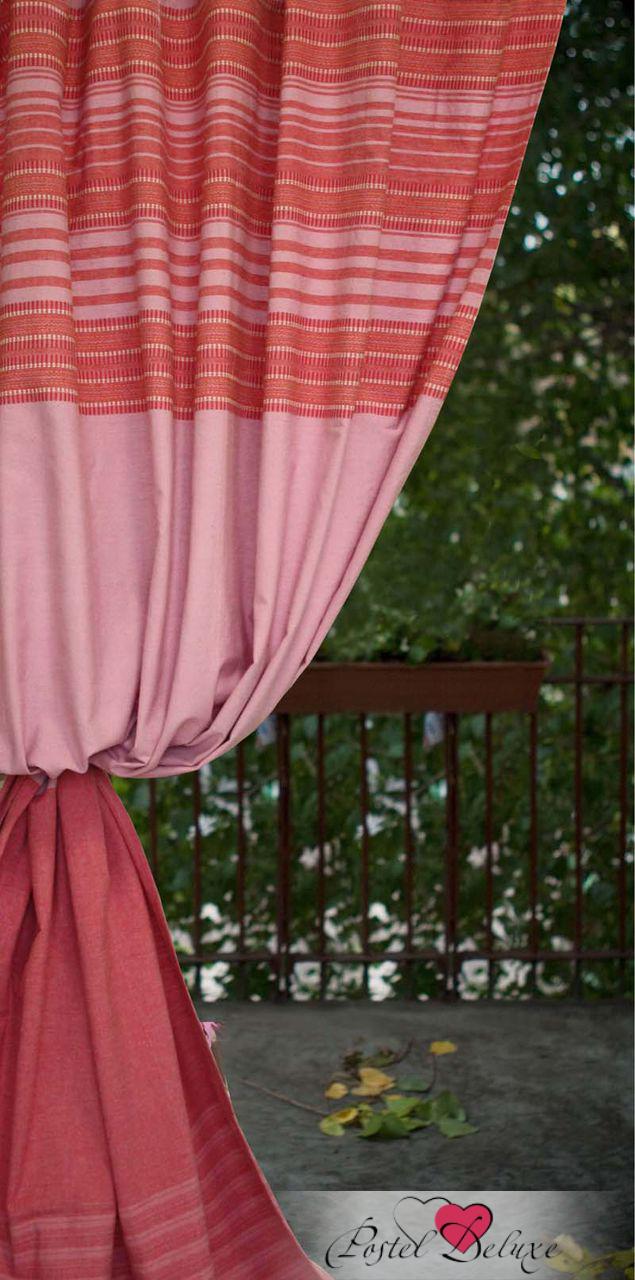Шторы Arloni Классические шторы Этника Цвет: Розовый