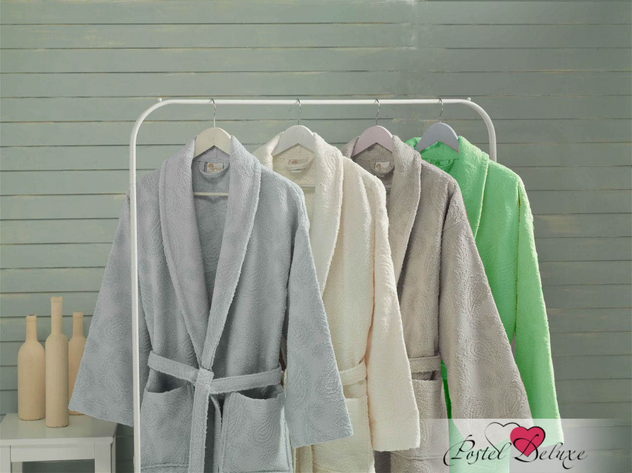 Сауны, бани и оборудование Arya Халат Misley Мужской Цвет: Бежевый (хL) сауны бани и оборудование valentini набор для сауны fantasy