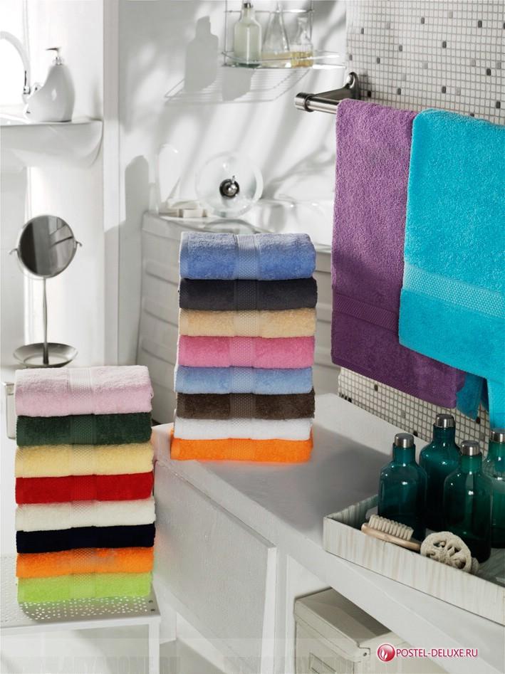 Полотенца Arya ПолотенцеMiranda Цвет:Лиловый (70x140 см - 6 шт) полотенца arya полотенце miranda цвет синий 70х140 см