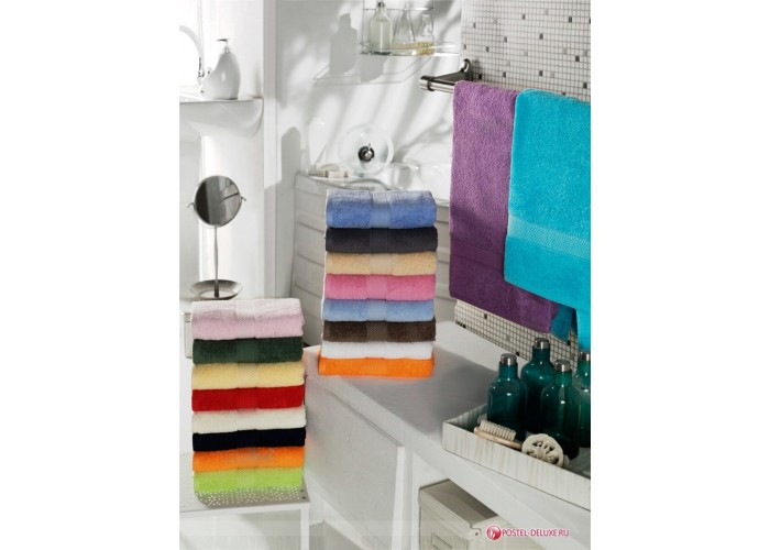 Полотенца Arya Полотенце Miranda Цвет: Серый (70x140 см - 6 шт) полотенца arya полотенце miranda цвет синий 70х140 см