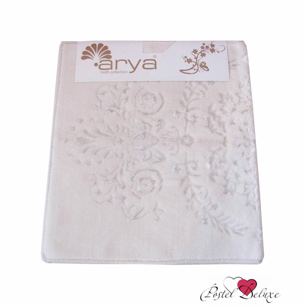 Аксессуары для ванной и туалета Arya Коврик для ванной Luxor Цвет: Кремовый (70х120 см)