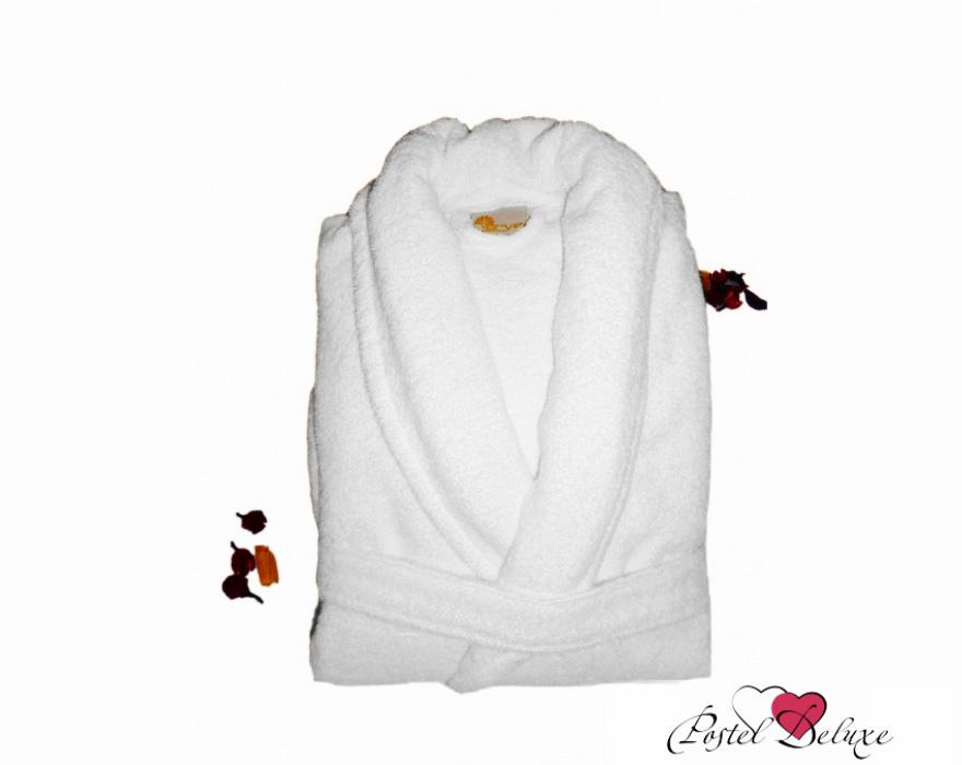 Сауны, бани и оборудование Arya Халат Otel Цвет: Белый (L) полотенца arya полотенце otel цвет белый 50х90 см 6 шт
