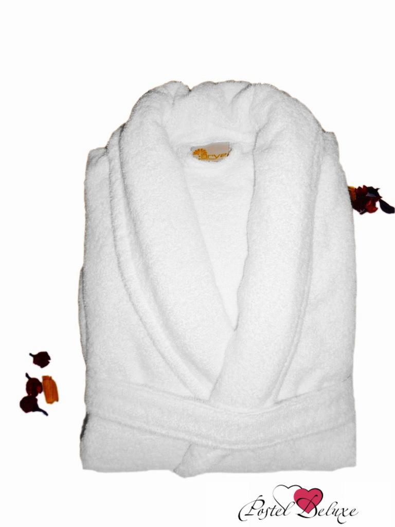 Сауны, бани и оборудование Arya Халат Otel Цвет: Белый (M) полотенца arya полотенце otel цвет белый 50х90 см 6 шт