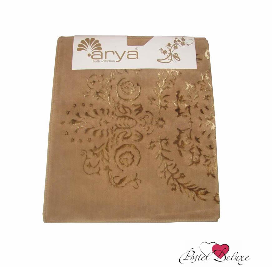 Аксессуары для ванной и туалета Arya Коврик для ванной Luxor Цвет: Коричневый (70х120 см) коврик для ванной арти м 50х80 см розанна