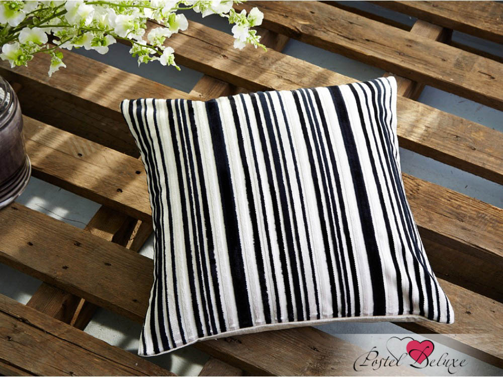где купить Декоративные подушки Asabella Декоративная наволочка Laseli Цвет: Коричневый (43х43) по лучшей цене