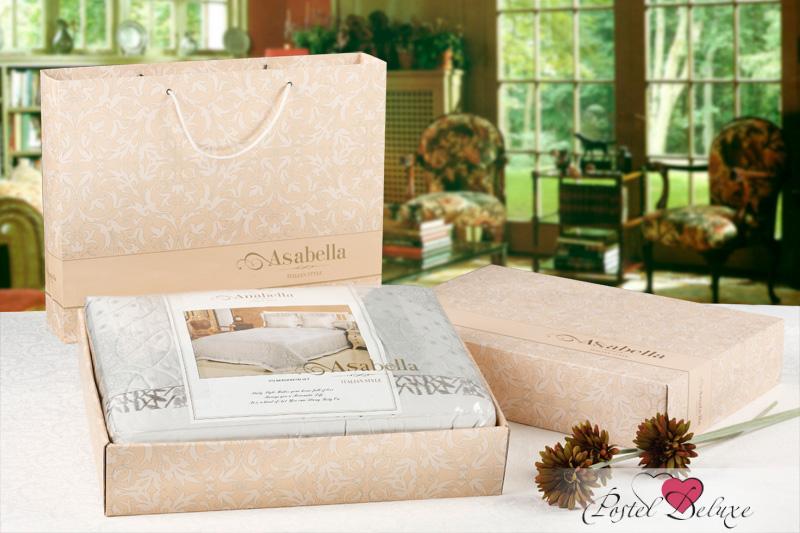 Постельное белье Asabella Постельное белье Komo (2 сп. евро) постельное белье адель шоколад евро