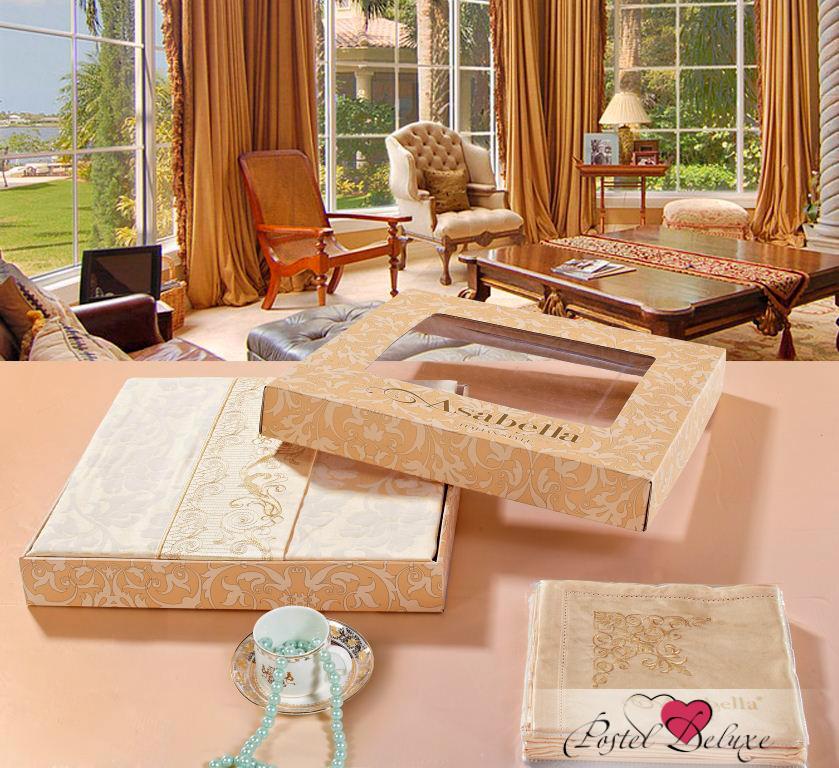 Скатерти и салфетки Asabella Набор салфеток Sorrel салфетки pastel набор салфеток 4 предмета радуга