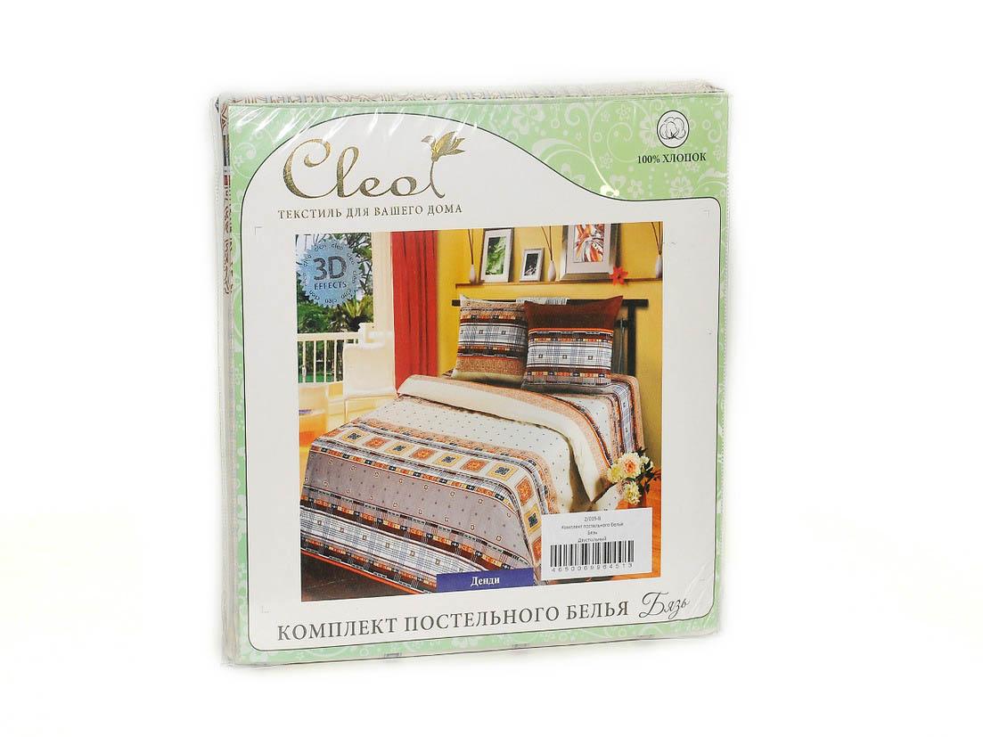 Постельное белье Cleo Постельное белье Roxane  (2 сп. евро) постельное белье cleo постельное бельеlucas 2 сп евро