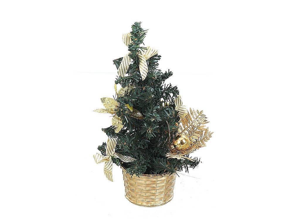 {} Monte Christmas Ель новогодняя Bronzed (20 см) ель royal christmas sonora hook on tree 180 см 942180