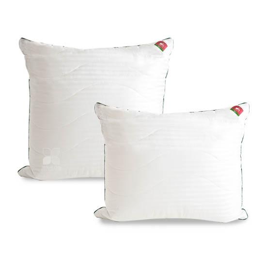 Подушки Легкие сны Подушка Бамбоо Средняя (50х70) подушки легкие сны подушка нежная средняя 50х70