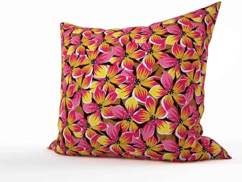 Декоративные подушки StickButik Декоративная подушка Пять Лепестков (45х45)