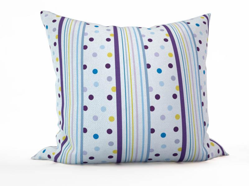 Декоративные подушки StickButik Декоративная подушка Мерцание Цвета (45х45)