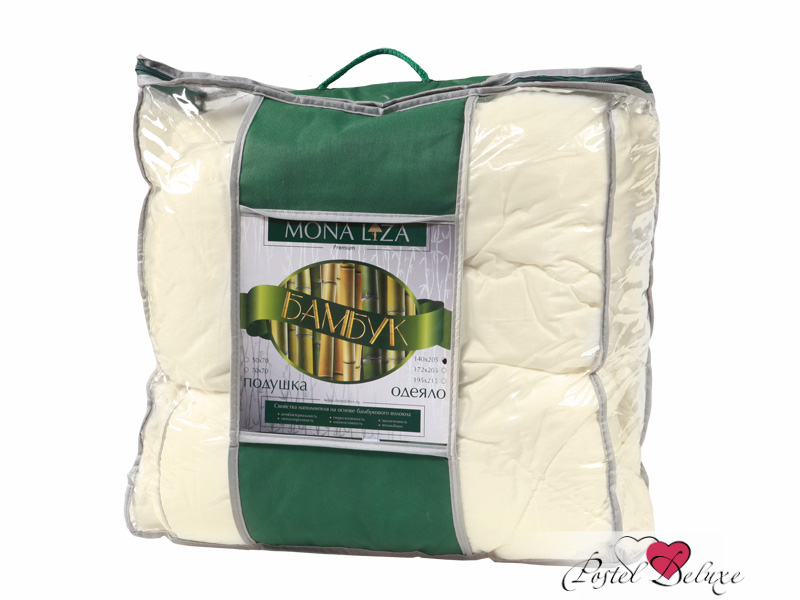 Одеяла Mona Liza Одеяло Бамбук (172х205 см) одеяло теплое легкие сны бамбук наполнитель бамбуковое волокно 172 х 205 см