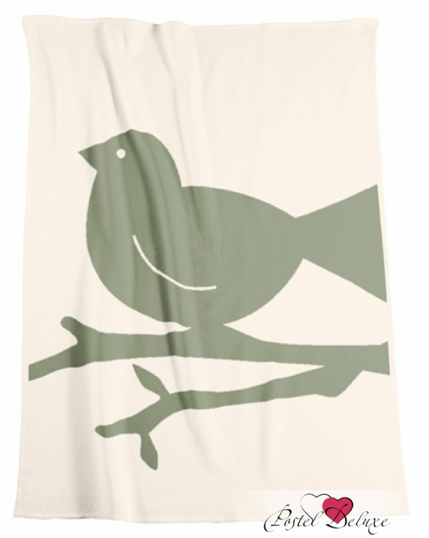 Детские покрывала, подушки, одеяла Bocasa Детский плед Vogel (75х100 см) плед детский арти м 75х100 см розовый мишка