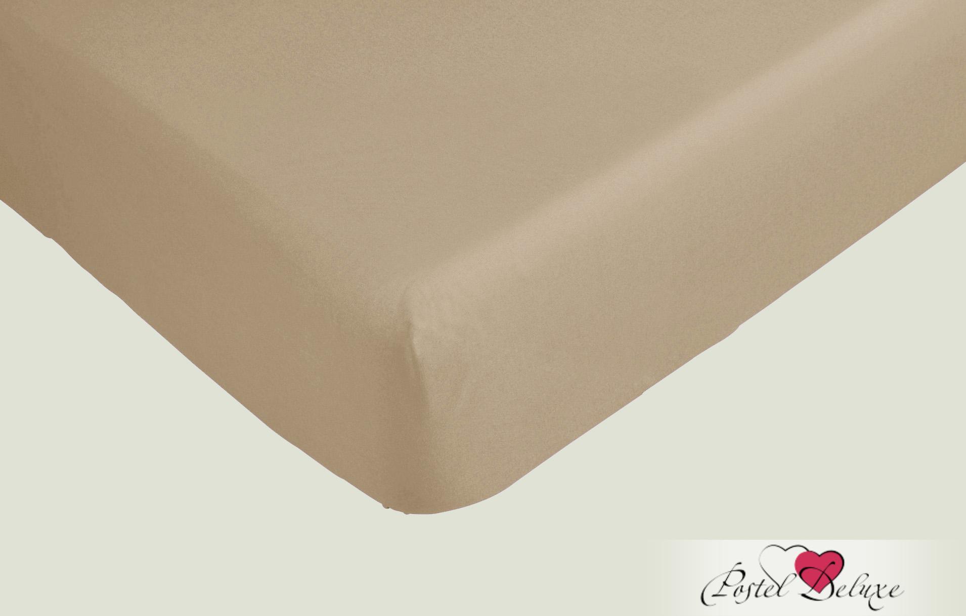 Простыни Bolero Простыня на резинкеЦвет: Коричневый (160х200 см) простыни bolero простыня на резинке