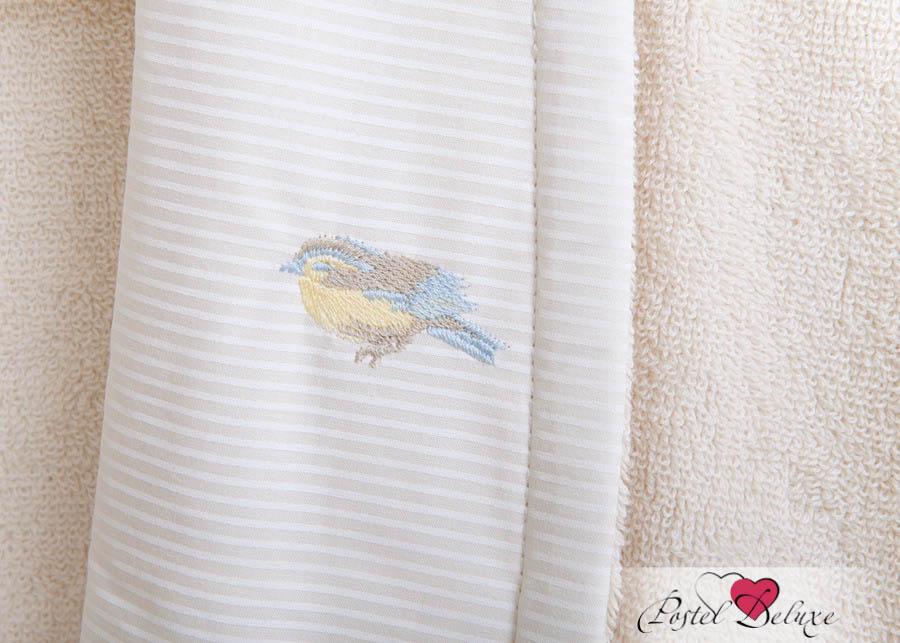 Сауны, бани и оборудование BOVI Халат Spring Цвет: Экрю (хL) сауны бани и оборудование valentini набор для сауны fantasy