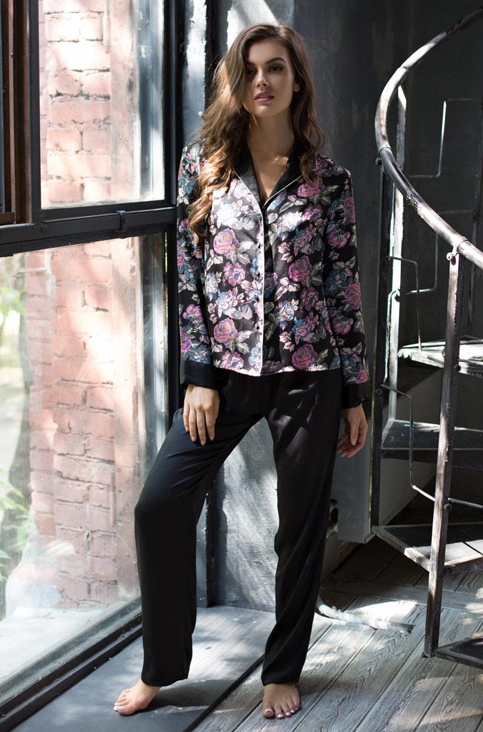 Пижамы Mia-Mia Пижама Sharlotta (L) пижамы mia cara пижама paisley цвет розовый m l