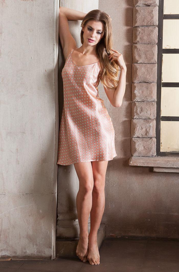 Ночные сорочки Mia-Mia Ночная сорочка Agata (L) ночные сорочки hello moda ночная сорочка