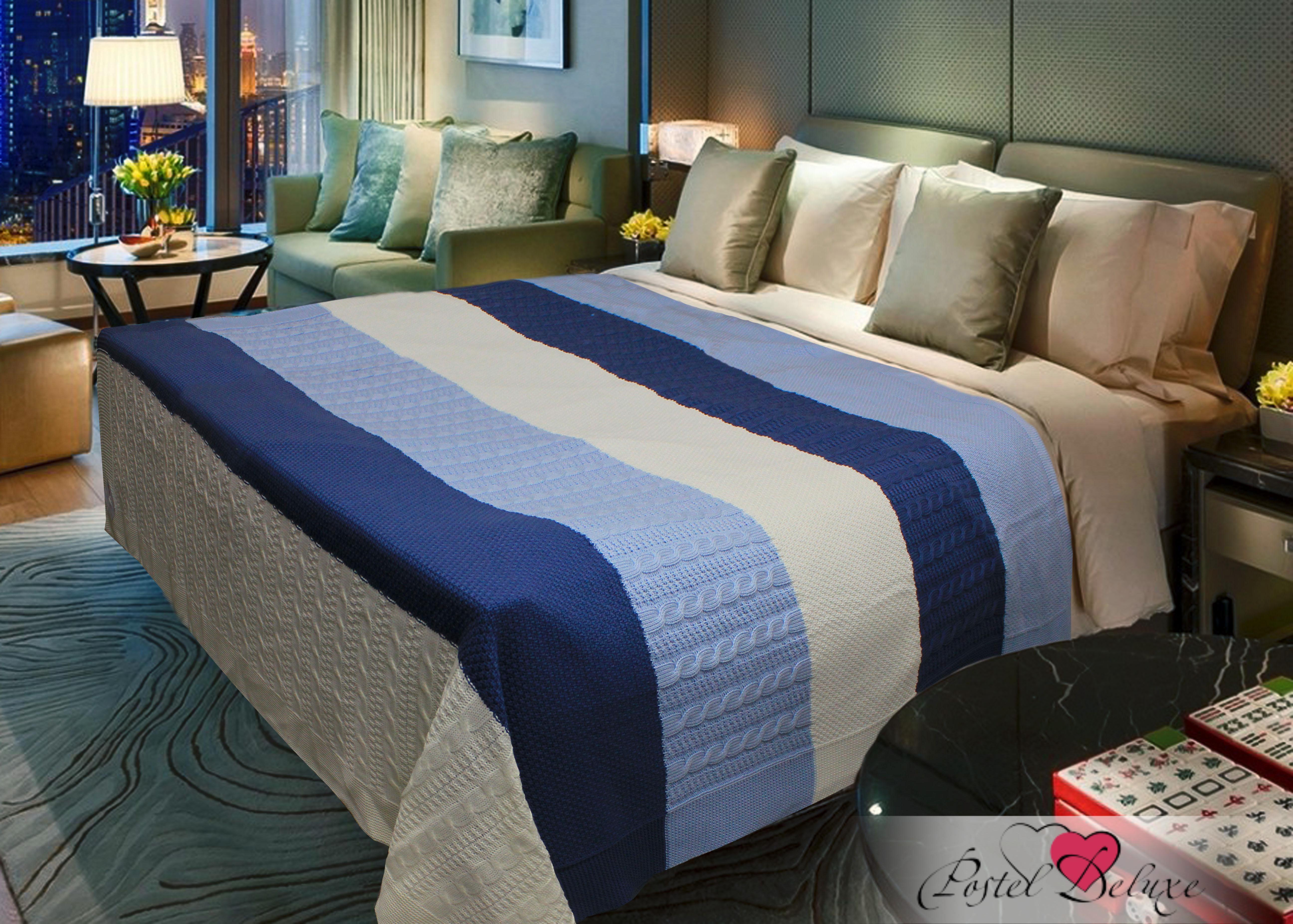 Плед Buenas Noches Плед Luvinia Цвет: Голубой (150х200 см) плед вязаный buenas noches sv lta gy