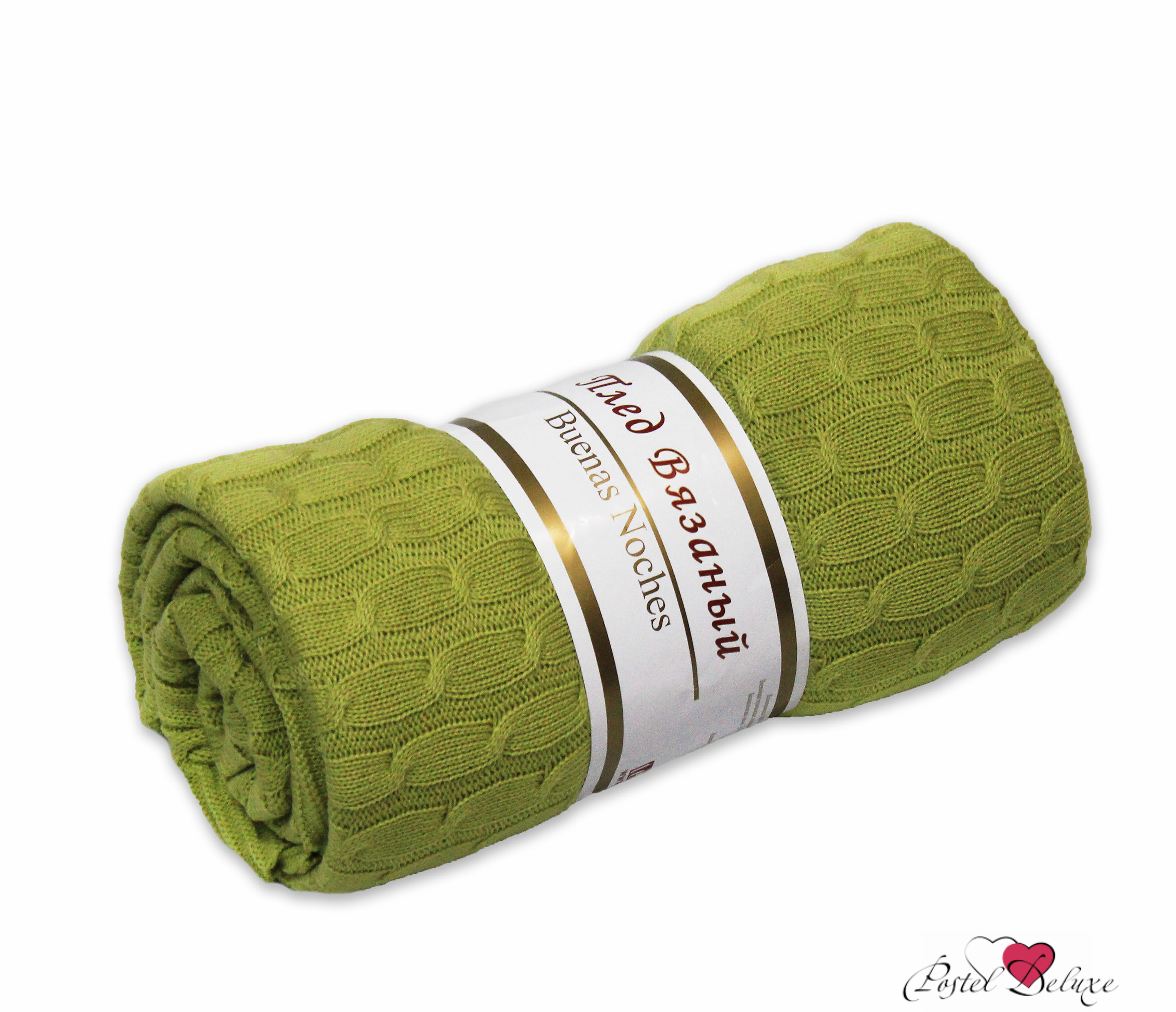 Плед Buenas Noches Плед Autumn Цвет: Зеленый (150х200 см) плед вязаный buenas noches braid h1 1821