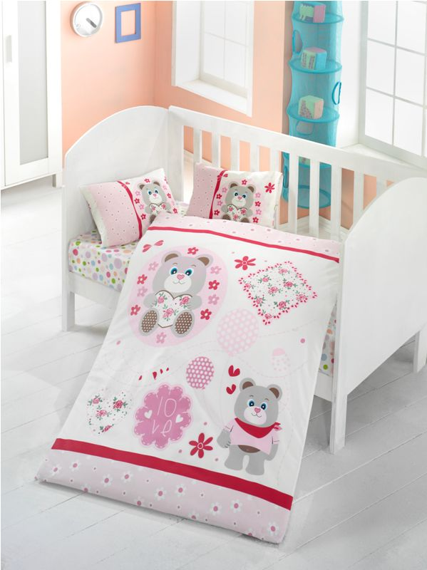 Детское Постельное белье Virginia Secret Детское Постельное белье Baby Love (100х150 см)