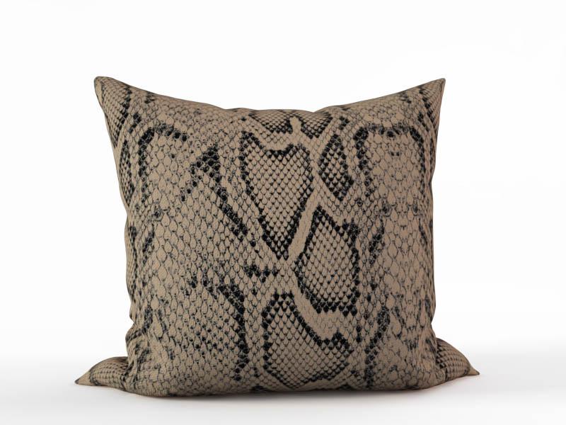 где купить Декоративные подушки StickButik Декоративная подушка Змеиная Кожа (45х45) по лучшей цене