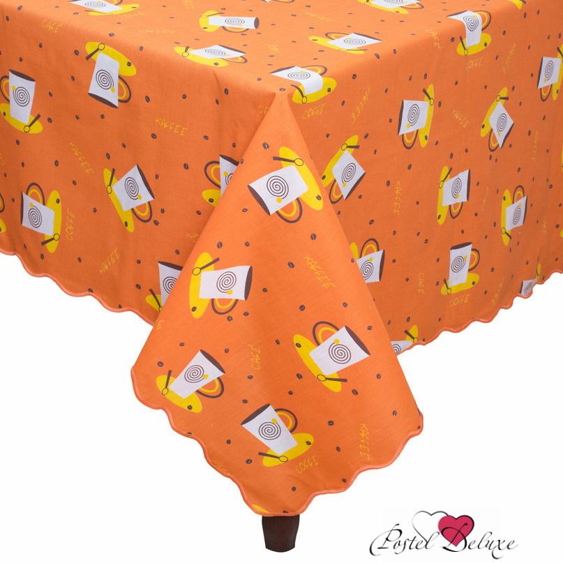 {} J.C.Silva Шторы, Полотенце, Скатерть Cafe Risc Цвет: Оранжевый (150х150 см) туалетная вода cafe cafe iced by cafe 50 мл