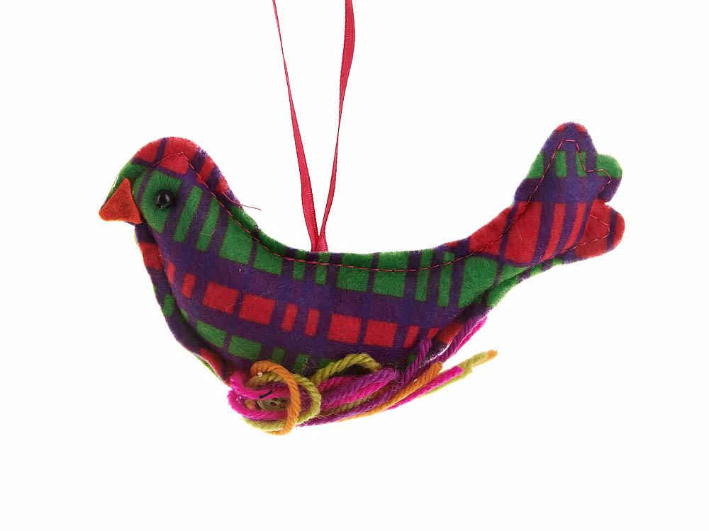 {} Monte Christmas Сувенир Птичка (14х2х11 см ) monte christmas фигурка музыкальная monte christmas n9750006 мульти