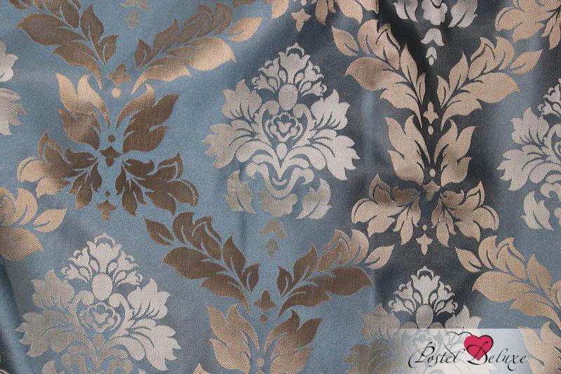 Шторы Interiotex Классические шторы Кальяри Цвет: Голубой